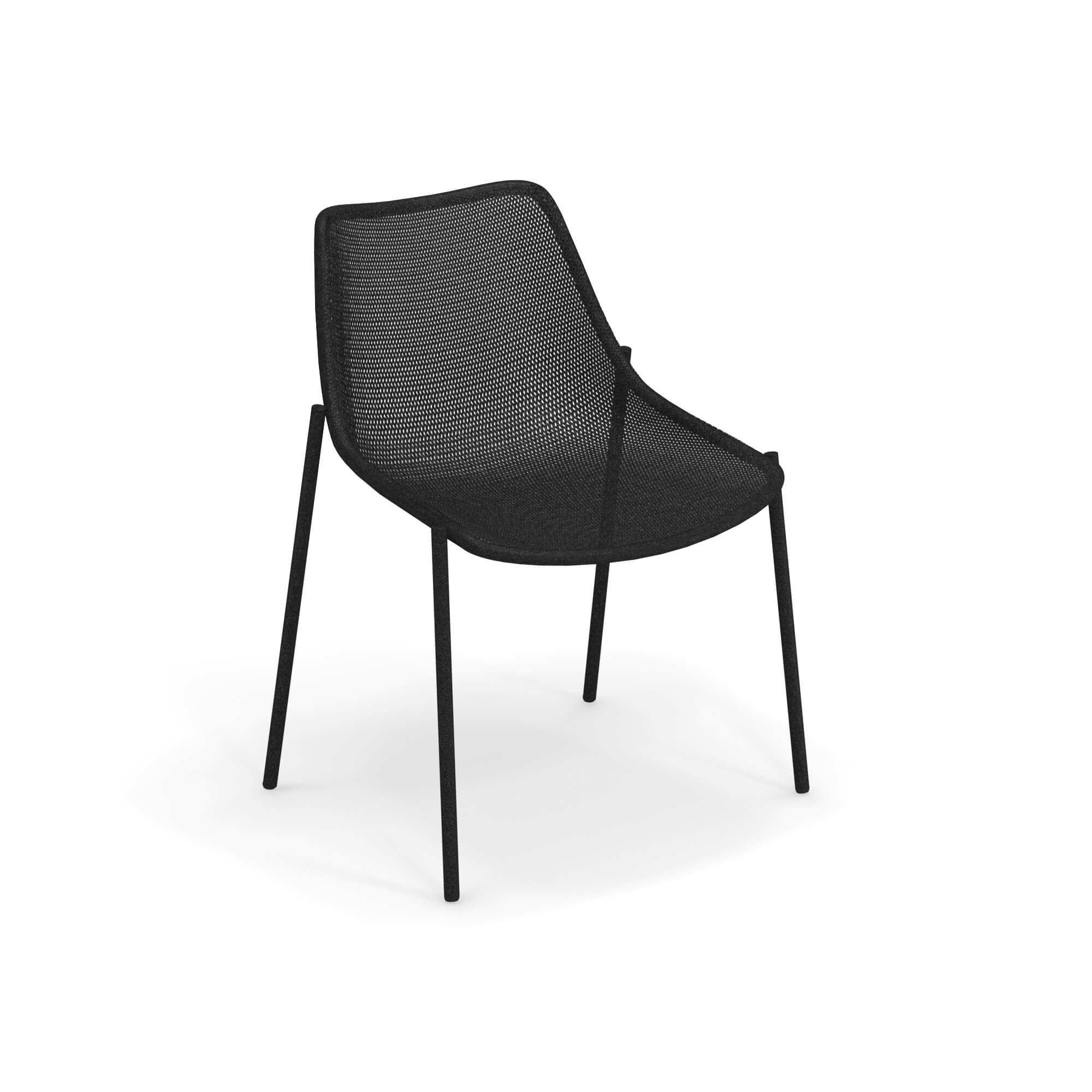 Garden chair / outside in steel - Collection Round - Emu.it