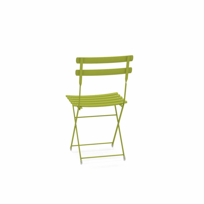 Marvelous Garden Folding Chair Outside In Steel Collection Arc En Ciel Squirreltailoven Fun Painted Chair Ideas Images Squirreltailovenorg