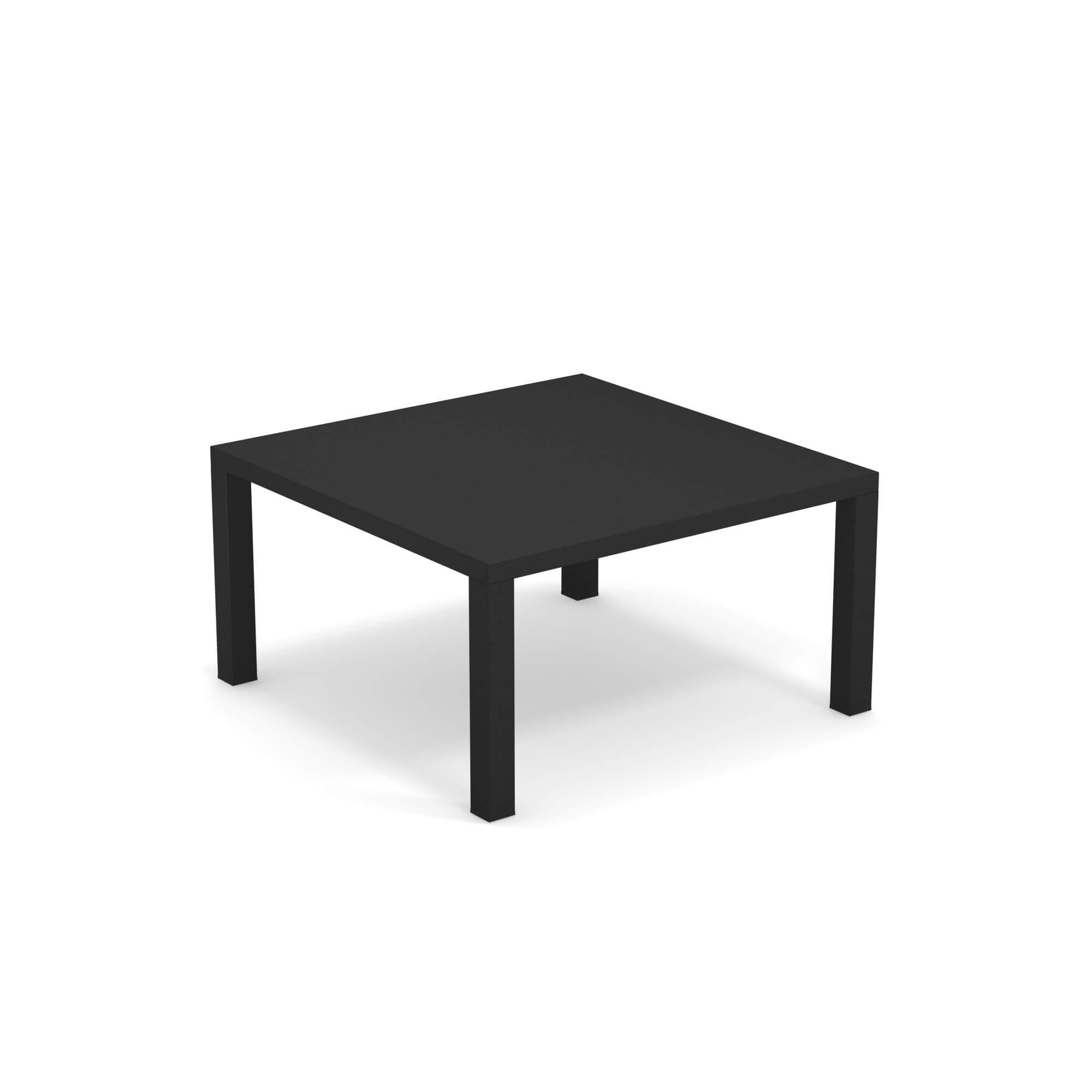 Garten Tisch Niedrig 80x80 Für Den Außenbereich Aus Stahl