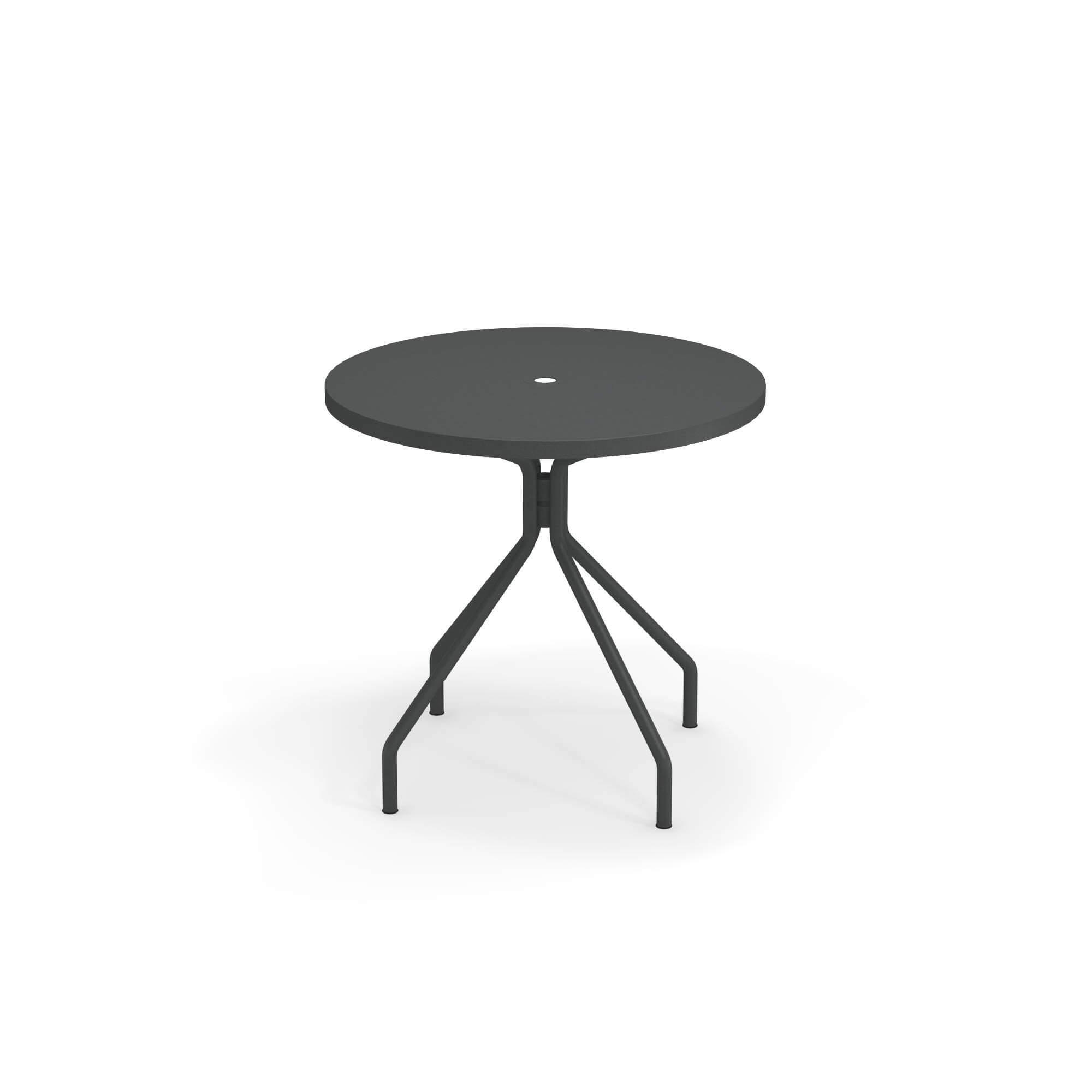 Table ronde Ø80 pour jardin / extérieur en - Collection