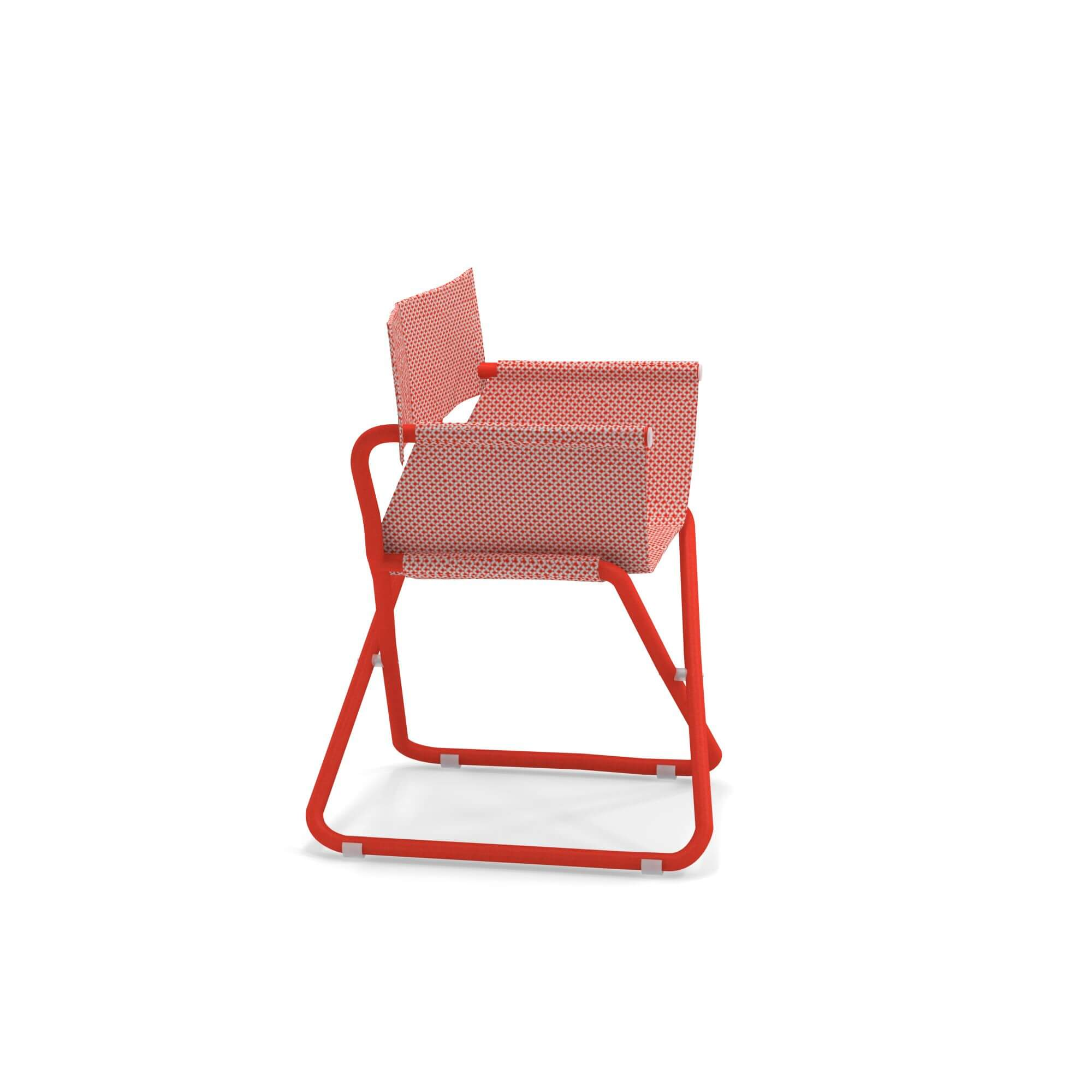 Superb Garden Directors Chair Outside In Steel Emu Tex Squirreltailoven Fun Painted Chair Ideas Images Squirreltailovenorg