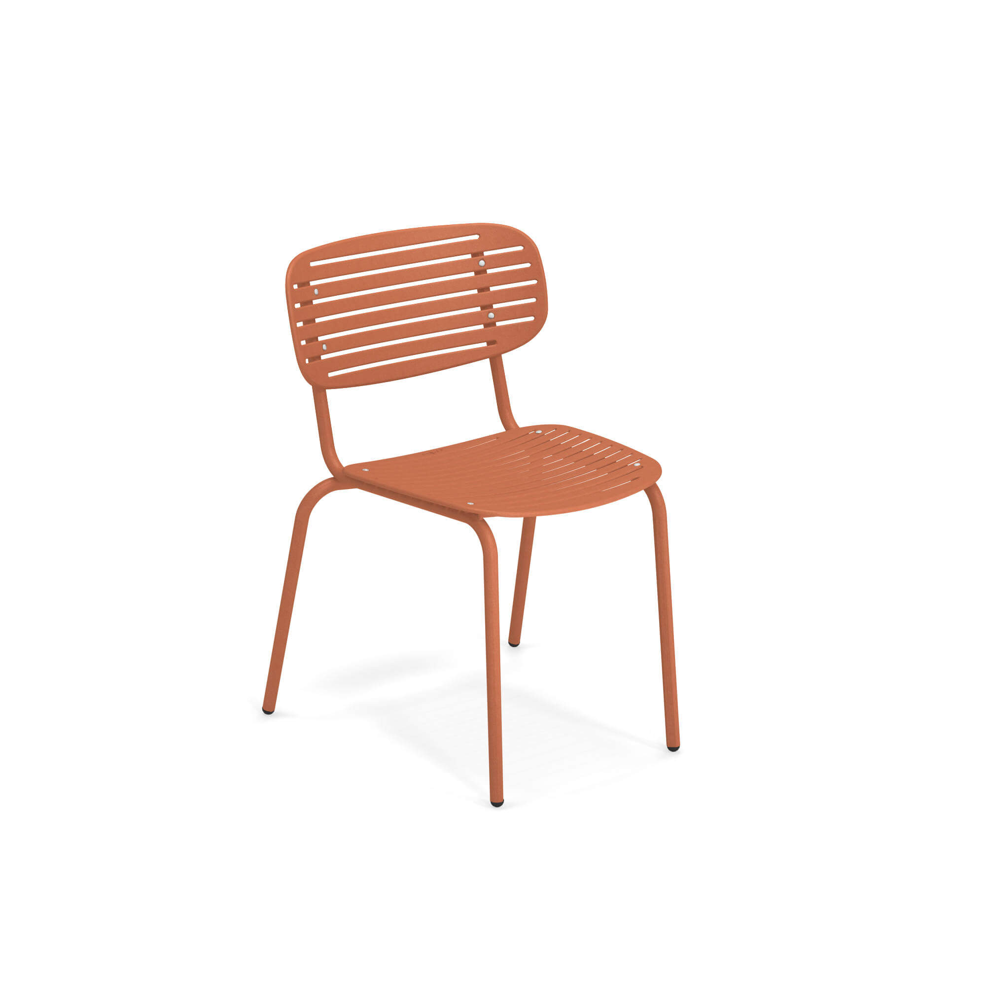 Garden chair / outside in Steel - Collection Mom
