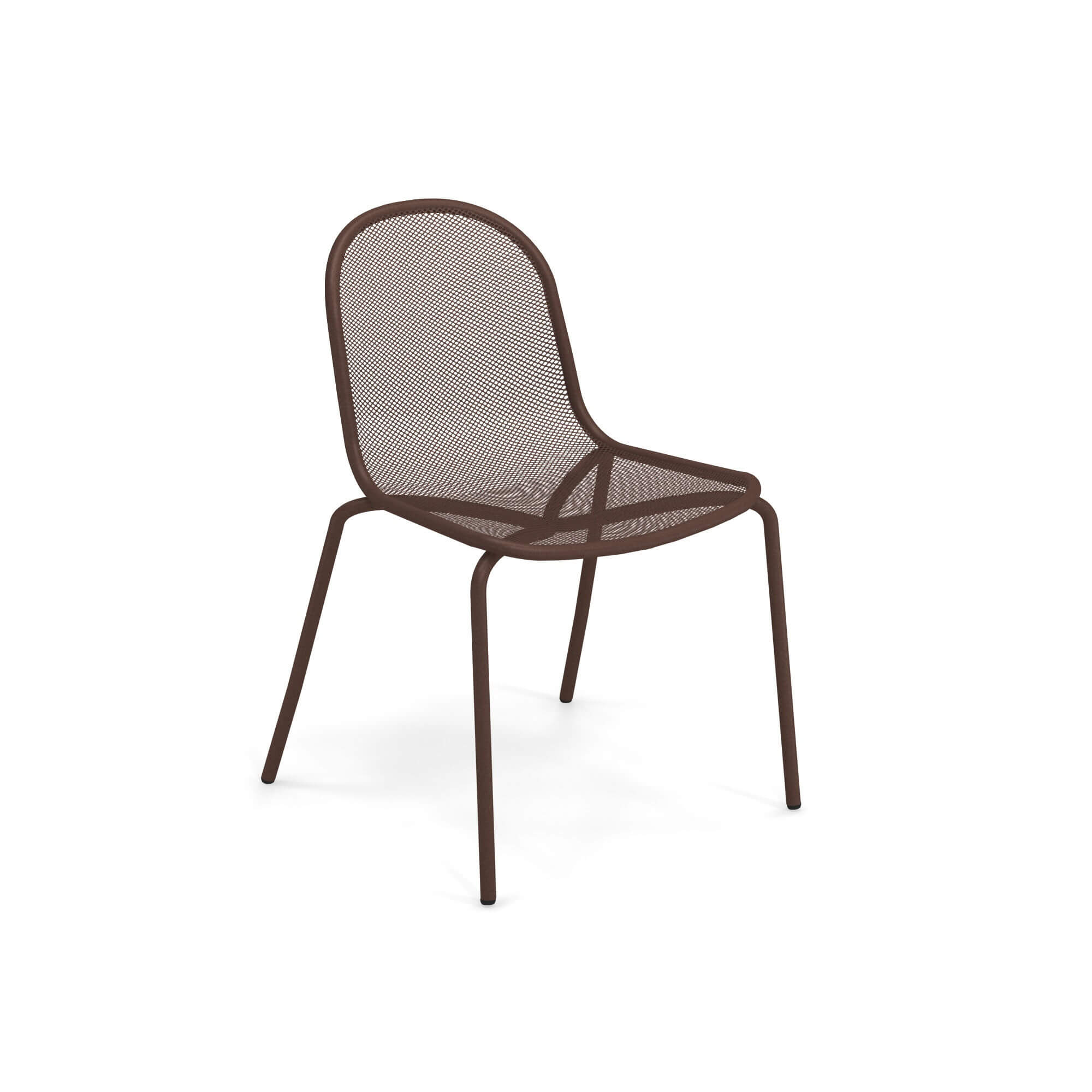 Garden chair / outside in Steel - Collection Nova